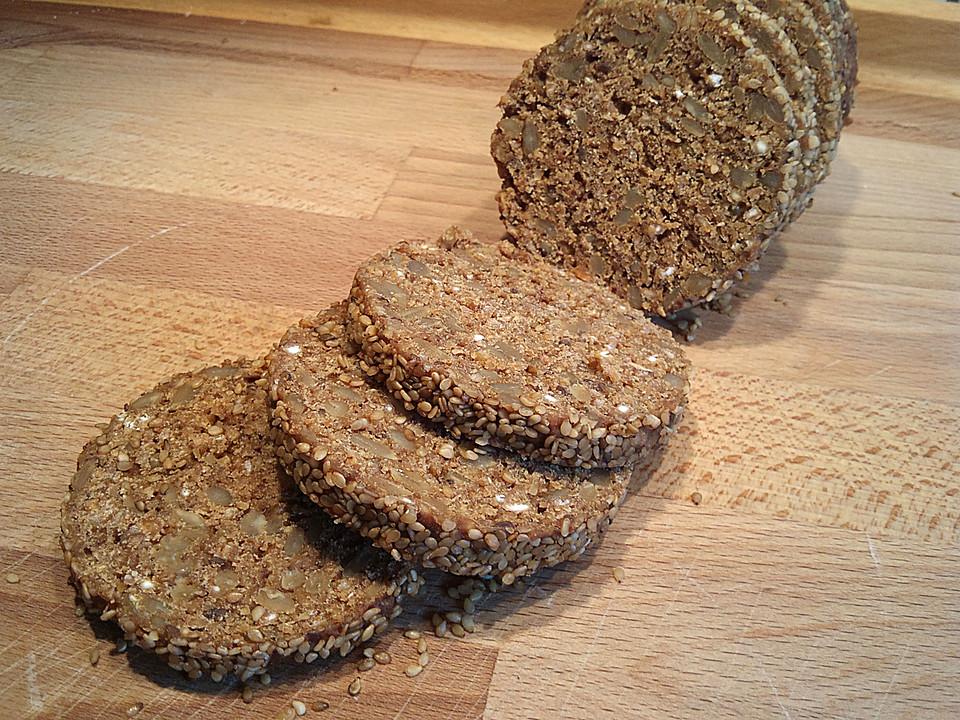 Rezepte auf chefkoch de koernerbrot im glas gebacken koernerbrot im