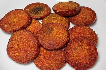 Chorizo-Chips für das Tapas-Büfett 3
