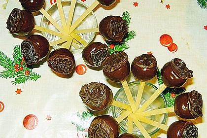 Weihnachtskeks-Lolies 1