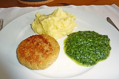 Couscous-Bratlinge mit Käse 31