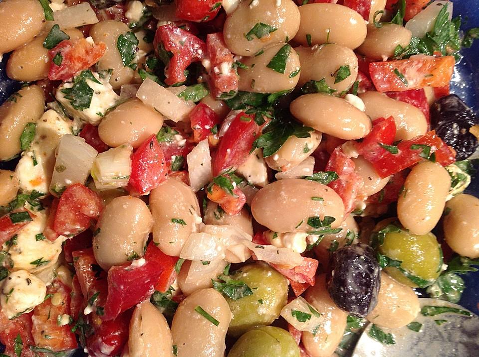 Rezepte griechische riesenbohnen