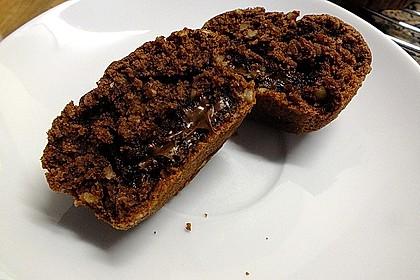 Schoko-Kokos-Nutella-Muffins 5