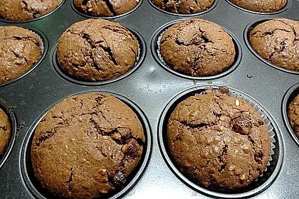 Schoko-Kokos-Nutella-Muffins 26