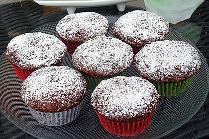 Schoko-Kokos-Nutella-Muffins 4