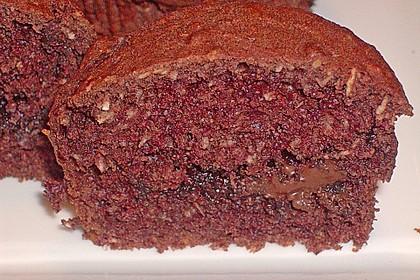 Schoko-Kokos-Nutella-Muffins 22
