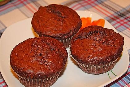Schoko-Kokos-Nutella-Muffins 23