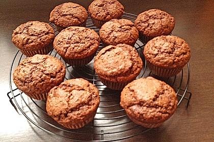 Schoko-Kokos-Nutella-Muffins 40