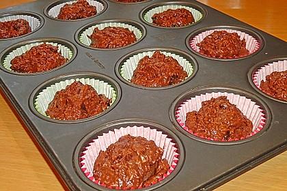 Schoko-Kokos-Nutella-Muffins 30