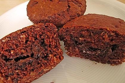 Schoko-Kokos-Nutella-Muffins 28