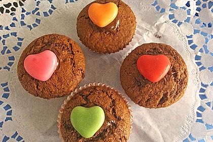 Schoko-Kokos-Nutella-Muffins 16