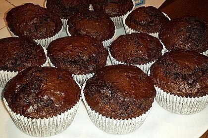 Schoko-Kokos-Nutella-Muffins 18