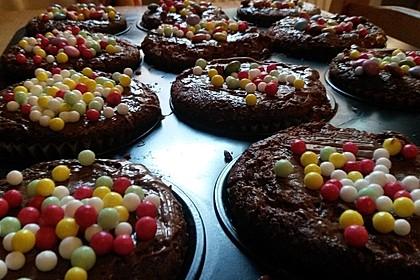 Schoko-Kokos-Nutella-Muffins 38