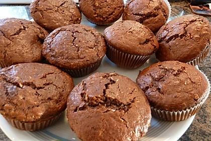 Schoko-Kokos-Nutella-Muffins 35