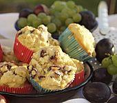 Zwetschgen-Muffins