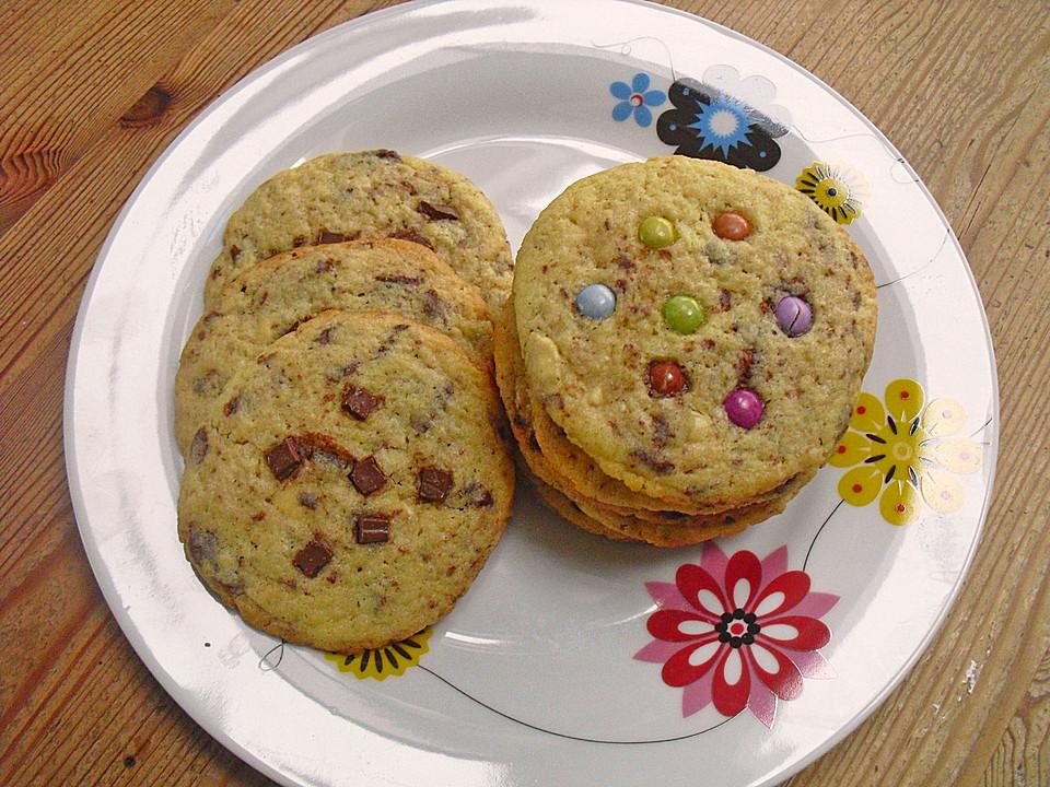 american cookies rezept mit bild von sina3685. Black Bedroom Furniture Sets. Home Design Ideas