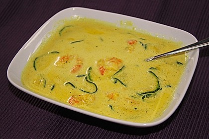 Curry-Fischsuppe 4