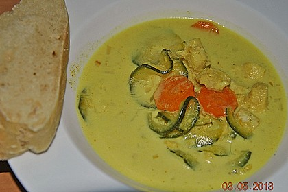 Curry-Fischsuppe 17