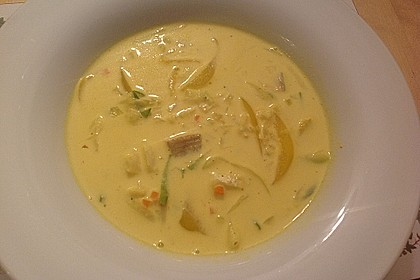 Curry-Fischsuppe 6