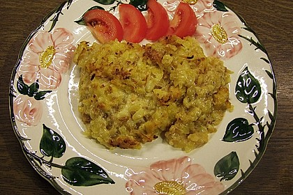 Putenschnitzel-Rösti Auflauf 2