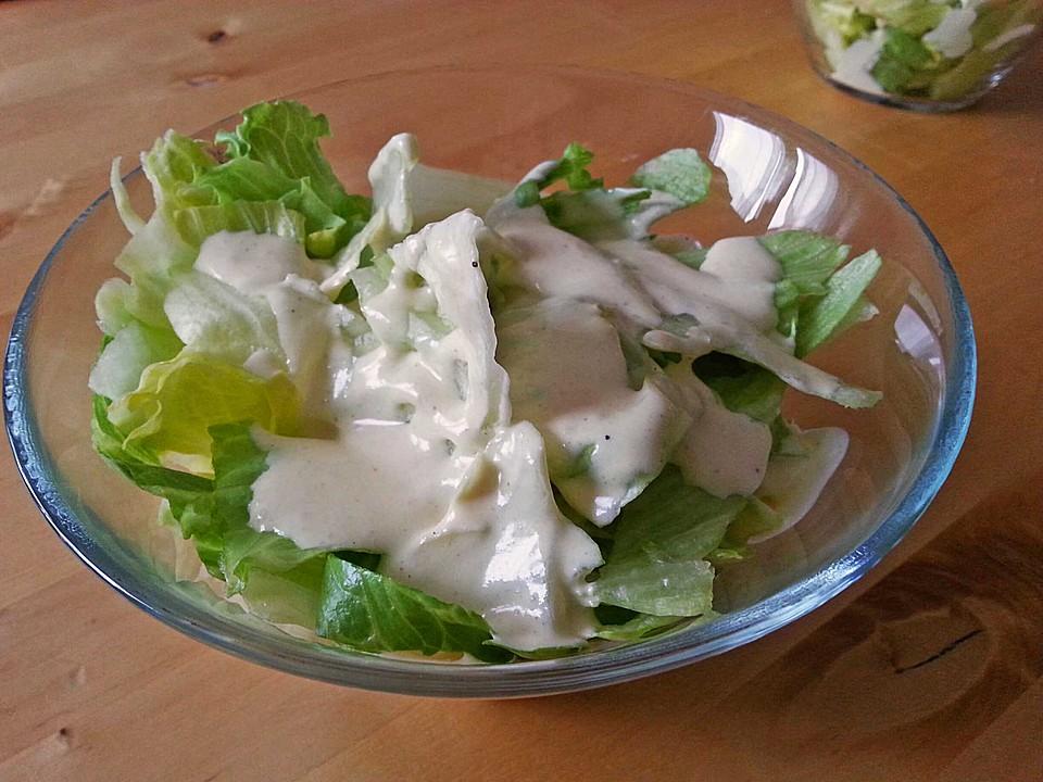 eselchens sahne salat dressing rezept mit bild von eselchen87. Black Bedroom Furniture Sets. Home Design Ideas