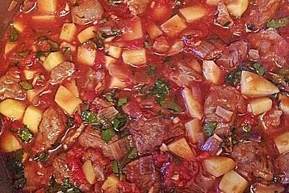 lammtopf auf nordafrikanische art (rezept mit bild) | chefkoch.de - Nordafrikanische Küche