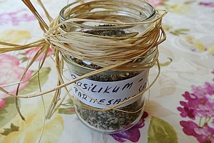 Basilikum-Parmesan-Salz 3