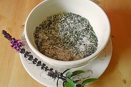 Basilikum-Parmesan-Salz 2