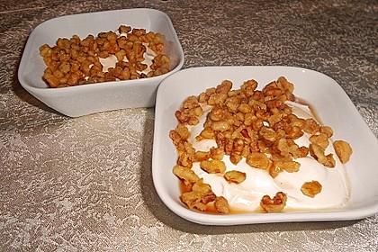 Vanille-Walnuss Dessert 4