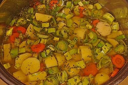 Kartoffelsuppe à la Mama 3