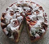 Zwetschgenkuchen mit Rührteig