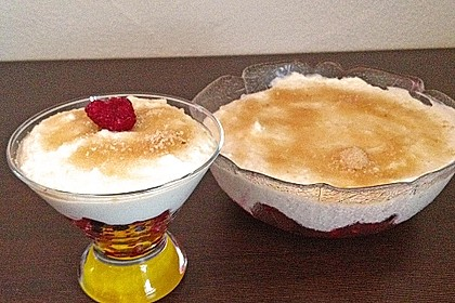 Himbeer-Mascarpone-Dessert 7