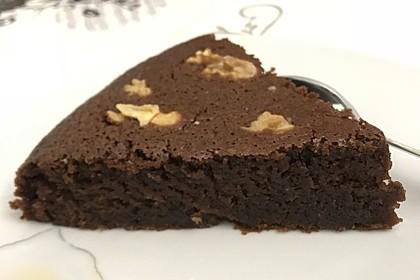 Lockerer Schokoladen-Blechkuchen 2