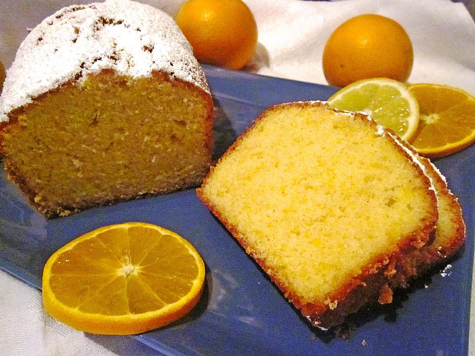 zitronen orangen kuchen von kleinehobbits