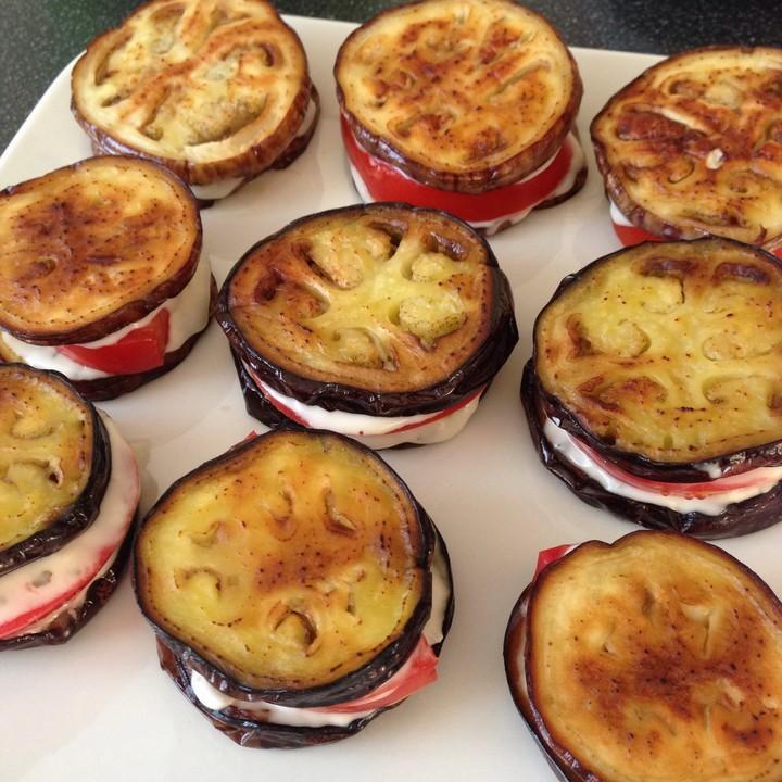 tomaten auberginen antipasti von missnovostrojka. Black Bedroom Furniture Sets. Home Design Ideas