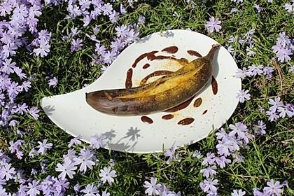 Raffiniertes Bananen-Dessert vom Grill 2