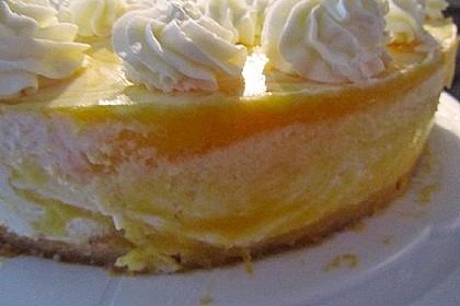 Travelamigos Angeber-Käsesahne Torte ohne Backen 7