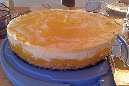 Travelamigos Angeber-Käsesahne Torte ohne Backen 2