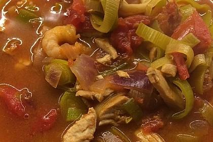Katalanischer Meeresfrüchte-Topf 7