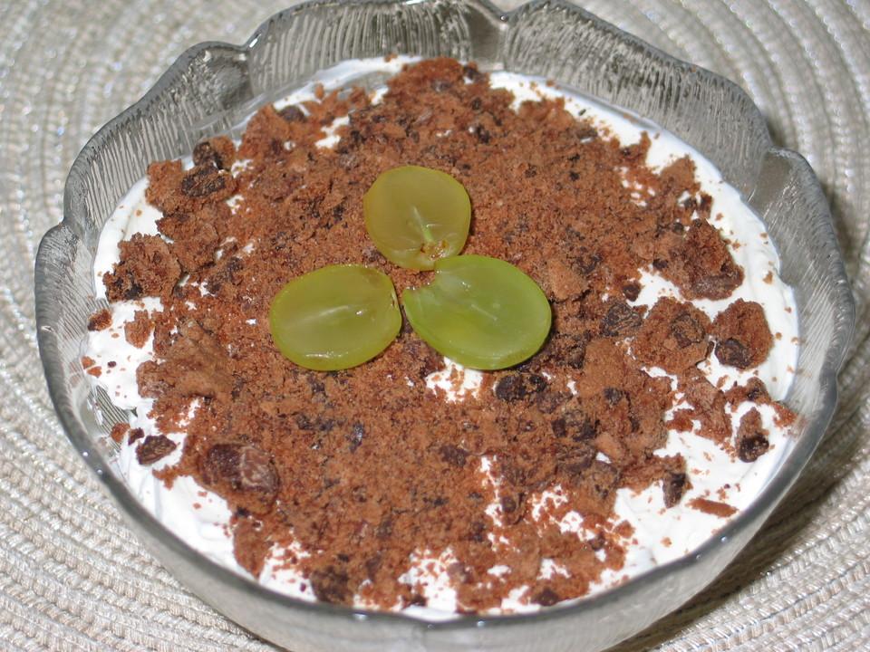 fruchtiges mascarpone dessert rezept mit bild von edelkampfdackel. Black Bedroom Furniture Sets. Home Design Ideas
