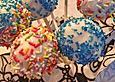 Schoko Vanilla Cake Pops
