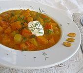 Kohlrabi-Kürbis-Gulasch (Bild)
