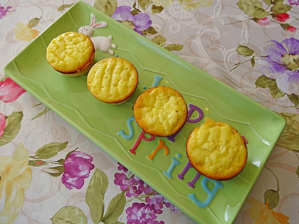 Käsekuchen-Muffins Mit Pfirsich (Rezept Mit Bild) | Chefkoch.De