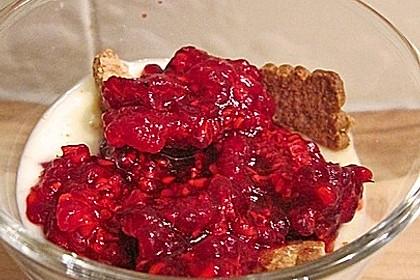 Himbeer-Joghurt-Keksdessert 7