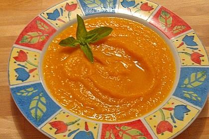 Möhren-Orangen-Suppe 8