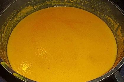 Möhren-Orangen-Suppe 7