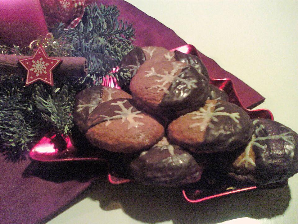 Chai Latte Cookies mit Schokokern (Rezept mit Bild)   Chefkoch.de