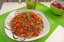 Spaghetti Bolognese mal anders