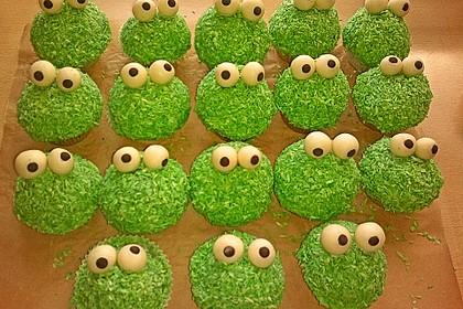 Krümelmonster Cupcakes 113