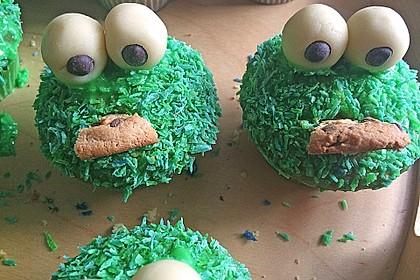 Krümelmonster Cupcakes 50