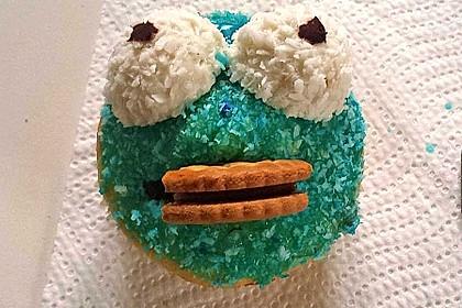 Krümelmonster Cupcakes 135